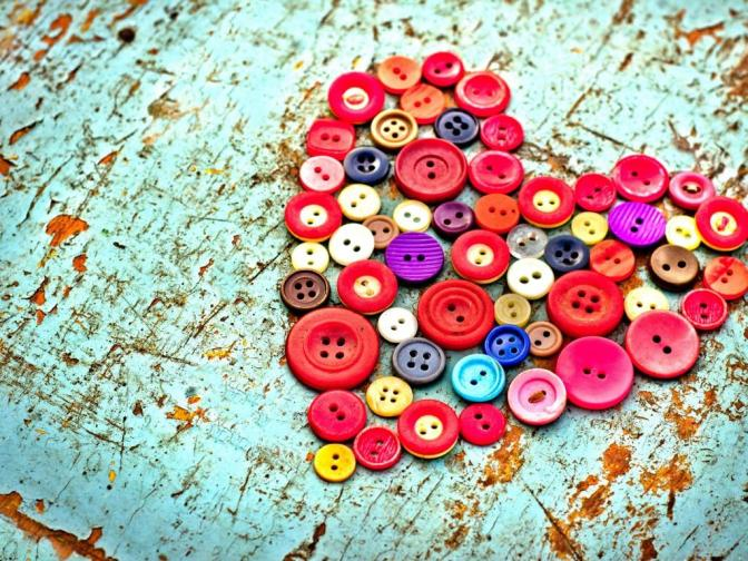 heart-style-buttons-colorful-love